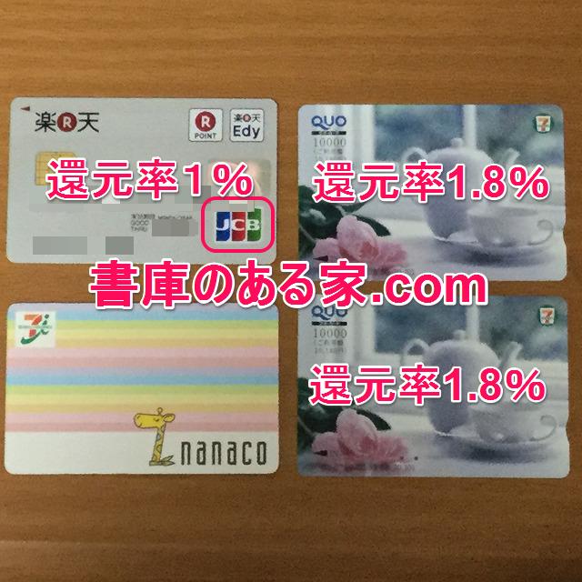 QUOカードの購入ならセブン-イレブン!ローソン、ファミマ、サークルKで使うときの注意点