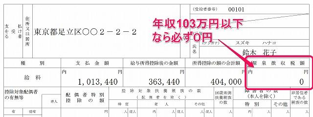 源泉徴収票5