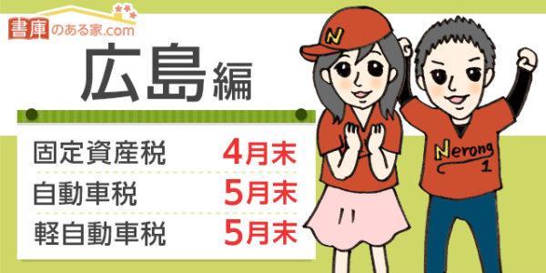 広島の税金