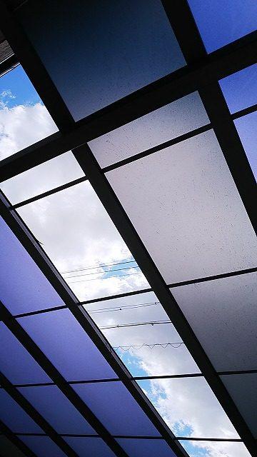 カーポート屋根1