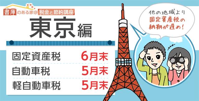 東京都の税金