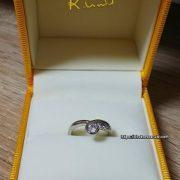 ケイウノで指輪リフォーム