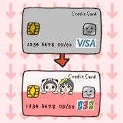 楽天カードのブランド・デザインを変更